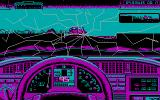 Test Drive II Scenery Disk: European Challenge DOS Crash (CGA)