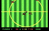 Keith Van Eron's Pro Soccer DOS Play ball (Outdoor) (CGA)