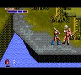 Golden Axe SEGA Master System Level 2