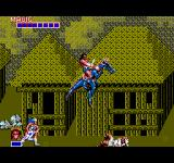 Golden Axe SEGA Master System Up and away!