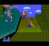 Golden Axe SEGA Master System Level 3