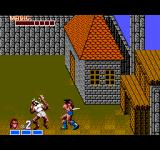 Golden Axe SEGA Master System Level 4