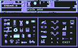The Paranoia Complex Commodore 64 Shop screen