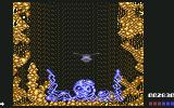 Dyter-07 Commodore 64 Fighting the level boss