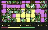 Maze Mania Commodore 64 Jungle theme