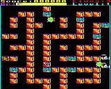 Rubble Trouble BBC Micro Getting killed by a krackat