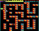 Rubble Trouble BBC Micro Killing myself with a boulder