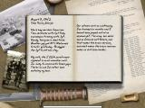 Call of Duty Windows Diary Entries and mission documents set the tone for each area