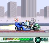 Gekisō Sentai Carranger: Zenkai! Racer Senshi SNES That's another power-up
