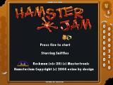 HamsterJam Windows Title screen