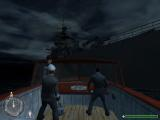 Call of Duty Windows British Commandos sneaking aboard a ship