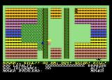 Hover Bovver Atari 8-bit Almost done; call your dog to help out