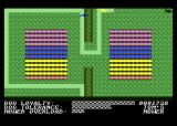 Hover Bovver Atari 8-bit Each level has a different layout