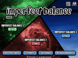 Imperfect Balance HD iPad Title screen