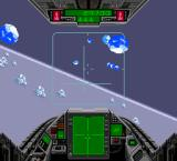 Battle Ace SuperGrafx Icy asteroids
