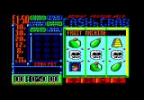Arcade Fruit Machine Amstrad CPC Title screen