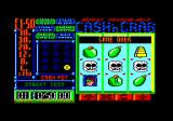 Arcade Fruit Machine Amstrad CPC If you keep the cash right off the bat, you instantly game over.
