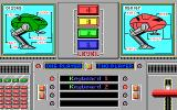 Final Orbit DOS Main Menu (EGA/Tandy)