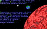 Final Orbit DOS Introduce 2 (EGA/Tandy)