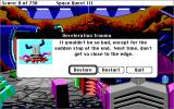 Space Quest III: The Pirates of Pestulon Macintosh One of the numerous death screens