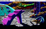 Space Quest III: The Pirates of Pestulon Macintosh A bucket-lift
