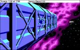 Space Quest III: The Pirates of Pestulon Macintosh You ship escapes the Junk Freighter