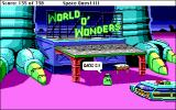 Space Quest III: The Pirates of Pestulon Macintosh World-O-Wonders