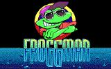 Shadow Knights DOS Froggman release - logo