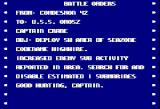 Destroyer Apple II Your orders