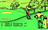 Jack Nicklaus' Greatest 18 Holes of Major Championship Golf DOS Choose Course (CGA)