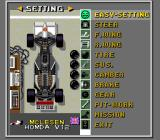 "F1 Circus Special: Pole to Win TurboGrafx CD Customizing your ""McLesen"" :)"