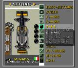 F1 Circus Special: Pole to Win TurboGrafx CD Nice Lamborgin :) detailed options