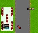 F1 Circus Special: Pole to Win TurboGrafx CD Promotion everywhere...