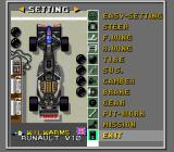 "F1 Circus Special: Pole to Win TurboGrafx CD ""Runault"" is a nice car :)"