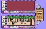 Spy vs. Spy: The Island Caper Commodore 64 Spies in combat mode