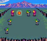 CD Battle: Hikari no Yūshatachi TurboGrafx CD Nice backgrounds! The magician party is too strong; they have many powerful spells available