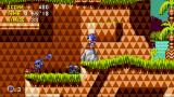 Sonic CD Windows Metal Sonic's hologram must be destroyed in the past to free the animals