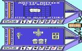 Spy vs. Spy III: Arctic Antics Commodore 64 Options