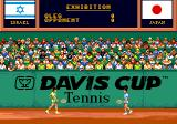 Tennis Cup TurboGrafx CD Shaking hands