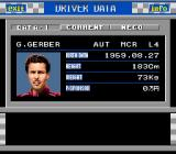 F1 Team Simulation: Project F TurboGrafx CD Driver info