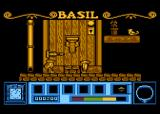 Basil the Great Mouse Detective Atari 8-bit Up through a mail slot