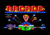 Arcade Trivia Quiz Amstrad CPC Loading screen