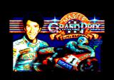 Grand Prix Master Amstrad CPC Loading screen