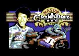 Grand Prix Master Commodore 64 Loading screen