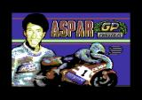 Grand Prix Master Commodore 64 Loading screen (Spanish version)