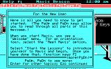 Mavis Beacon Teaches Typing! DOS Help for the new users (CGA / Mouse supported version)