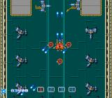 Image Fight II: Operation Deepstriker TurboGrafx CD Indoor stage. Those planes try to stop me