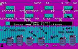Alley Cat PC Booter Paws Game / Pause (CGA)