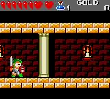 Wonder Boy III: The Dragon's Trap Game Gear No, the candle fire doesn't attack in this game
