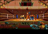 Panza Kick Boxing TurboGrafx CD What's the matter, why are you tripping?..